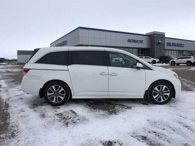 2016 Honda Odyssey for sale at Schulte Subaru in Sioux Falls SD