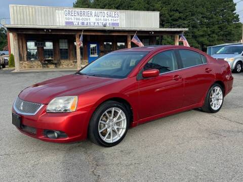 2012 Mitsubishi Galant for sale at Greenbrier Auto Sales in Greenbrier AR