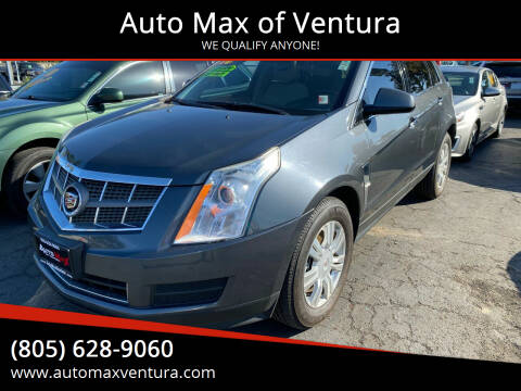 2010 Cadillac SRX for sale at Auto Max of Ventura - Automax 2 in Ventura CA