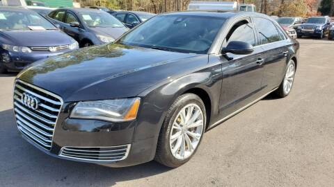 2012 Audi A8 L for sale at GA Auto IMPORTS  LLC in Buford GA
