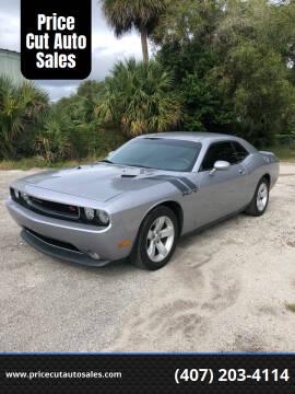 2013 Dodge Challenger for sale at Price Cut Auto Sales in Orlando FL