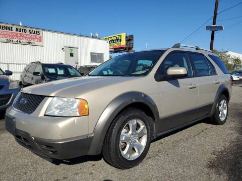 2007 Ford Freestyle for sale at MENNE AUTO SALES in Hasbrouck Heights NJ