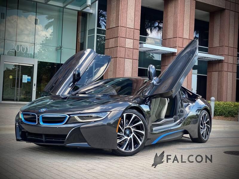 2014 BMW i8 for sale at FALCON AUTO BROKERS LLC in Orlando FL