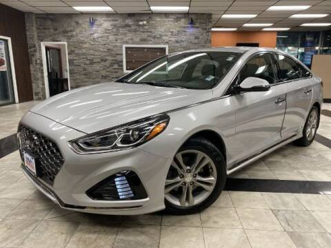 2018 Hyundai Sonata for sale at Sonias Auto Sales in Worcester MA