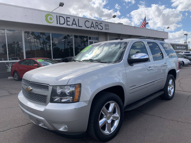 2011 Chevrolet Tahoe for sale at Ideal Cars in Mesa AZ