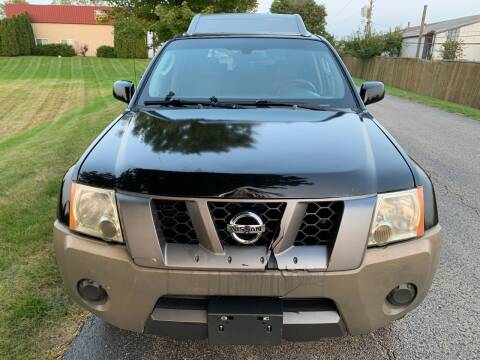2006 Nissan Xterra for sale at Luxury Cars Xchange in Lockport IL