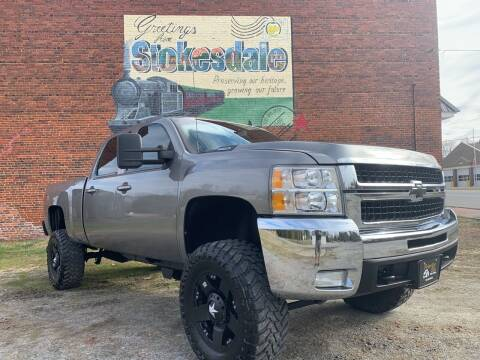 2009 Chevrolet Silverado 2500HD for sale at Priority One Auto Sales in Stokesdale NC