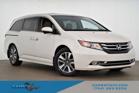 2014 Honda Odyssey for sale at JumboAutoGroup.com - Carsntoyz.com in Hollywood FL
