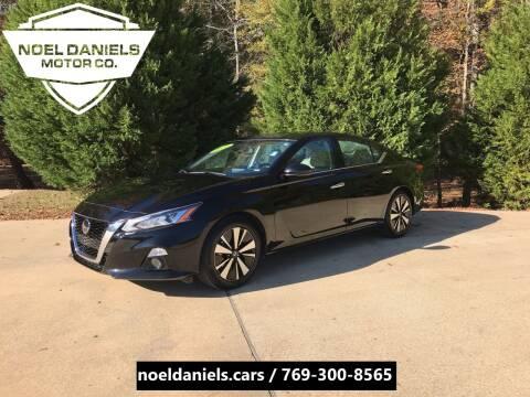 2020 Nissan Altima for sale at Noel Daniels Motor Company in Brandon MS