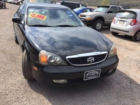 2005 Suzuki Verona for sale at Troys Auto Sales in Dornsife PA