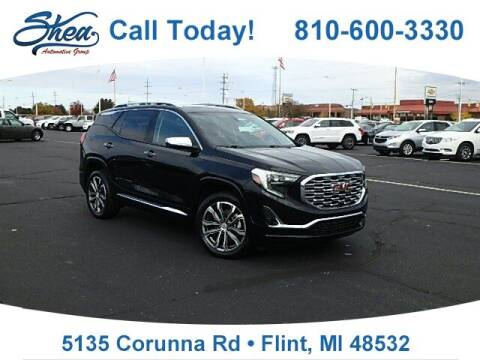2018 GMC Terrain for sale at Jamie Sells Cars 810 in Flint MI