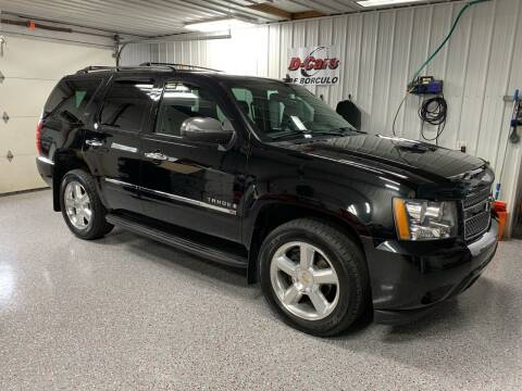 2009 Chevrolet Tahoe for sale at D-Cars LLC in Zeeland MI