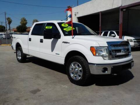 2014 Ford F-150 for sale at Bell's Auto Sales in Corona CA