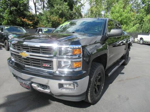 2014 Chevrolet Silverado 1500 for sale at LULAY'S CAR CONNECTION in Salem OR