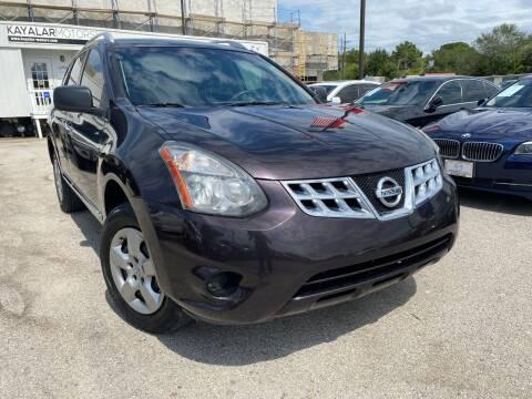 2015 Nissan Rogue Select for sale at KAYALAR MOTORS in Houston TX