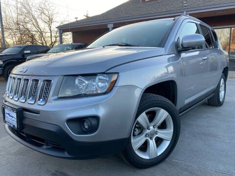 2017 Jeep Compass for sale at Global Automotive Imports of Denver in Denver CO