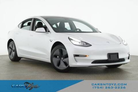 2019 Tesla Model 3 for sale at JumboAutoGroup.com - Carsntoyz.com in Hollywood FL