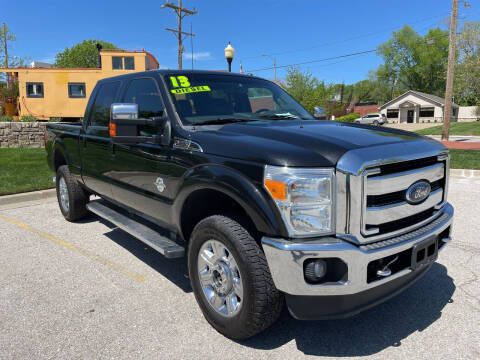 2013 Ford F-350 Super Duty for sale at Midwest Motors 215 Inc. in Bonner Springs KS