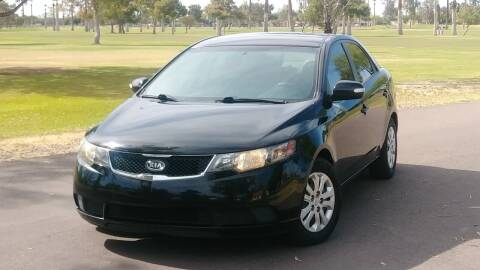 2010 Kia Forte for sale at CAR MIX MOTOR CO. in Phoenix AZ