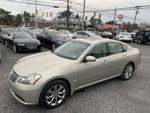 2006 Infiniti M35 for sale at Masic Motors, Inc. in Harrisburg PA