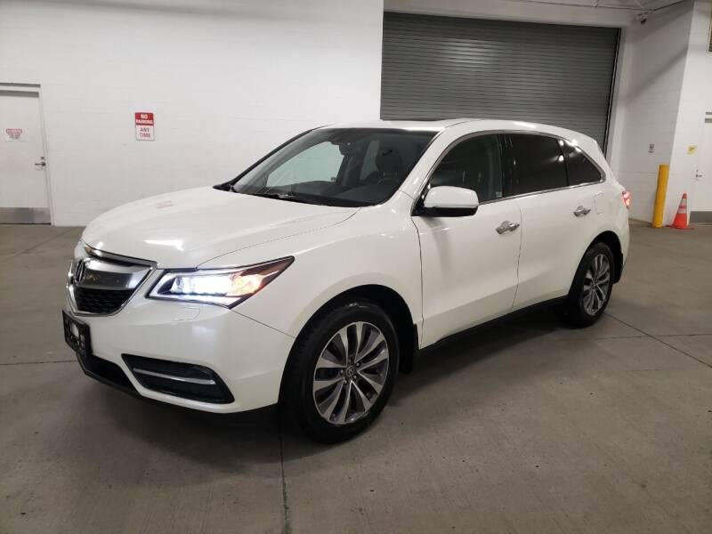 2014 Acura MDX for sale at Painlessautos.com in Bellevue WA