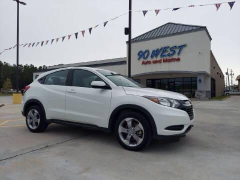 2018 Honda HR-V for sale at 90 West Auto & Marine Inc in Mobile AL