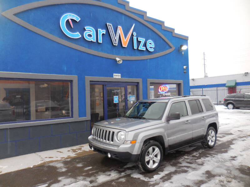 2015 Jeep Patriot for sale at Carwize in Detroit MI
