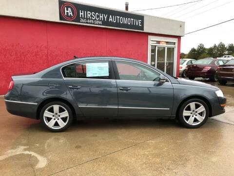 2009 Volkswagen Passat for sale at Hirschy Automotive in Fort Wayne IN