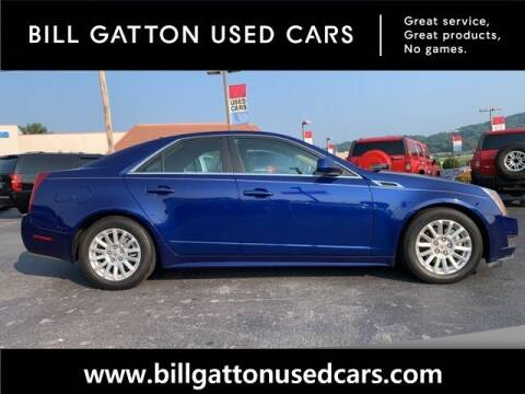 2012 Cadillac CTS for sale at Bill Gatton Used Cars in Johnson City TN