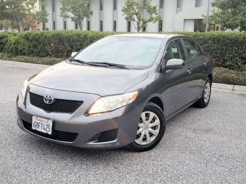 2009 Toyota Corolla for sale at Carfornia in San Jose CA