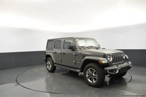 2021 Jeep Wrangler Unlimited for sale at Tim Short Auto Mall in Corbin KY