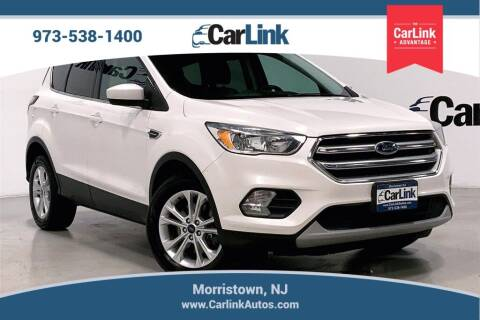 2017 Ford Escape for sale at CarLink in Morristown NJ