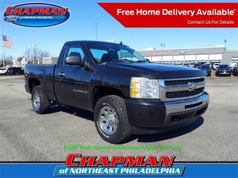 2009 Chevrolet Silverado 1500 for sale at CHAPMAN FORD NORTHEAST PHILADELPHIA in Philadelphia PA