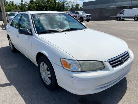 2001 Toyota Camry for sale at Auto Solutions in Warr Acres OK