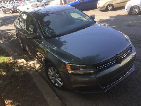 2014 Volkswagen Jetta for sale at UNION AUTO SALES in Vauxhall NJ