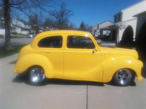 1947 Austin A40 for sale at Classic Car Deals in Cadillac MI