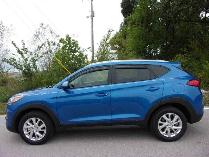 2020 Hyundai Tucson for sale at ABC Auto Sales in Rogersville MO