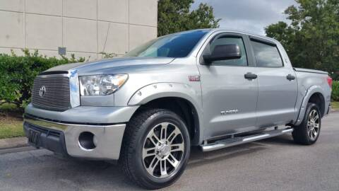 2013 Toyota Tundra for sale at Houston Auto Preowned in Houston TX