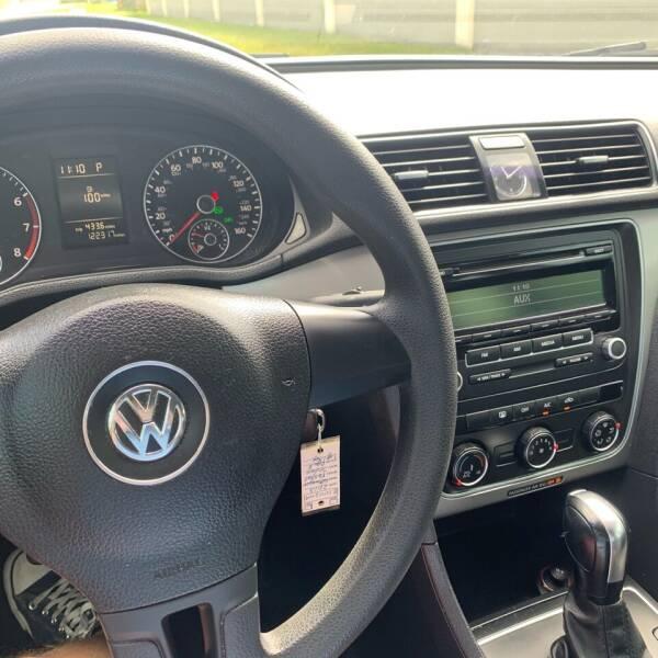 2013 Volkswagen Passat S PZEV 4dr Sedan 6A - Palm Bay FL