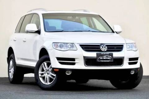 2010 Volkswagen Touareg for sale at MS Motors in Portland OR