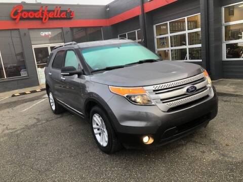 2013 Ford Explorer for sale at Goodfella's  Motor Company in Tacoma WA