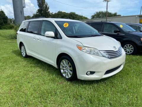 2014 Toyota Sienna for sale at Unique Motor Sport Sales in Kissimmee FL