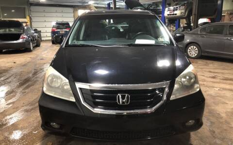 2008 Honda Odyssey for sale at Six Brothers Auto Sales in Youngstown OH