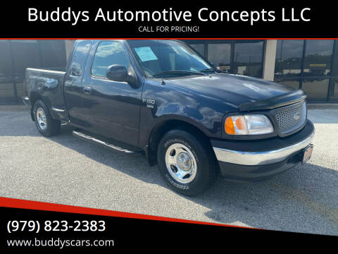 1999 Ford F-150 for sale at Buddys Automotive Concepts LLC in Bryan TX