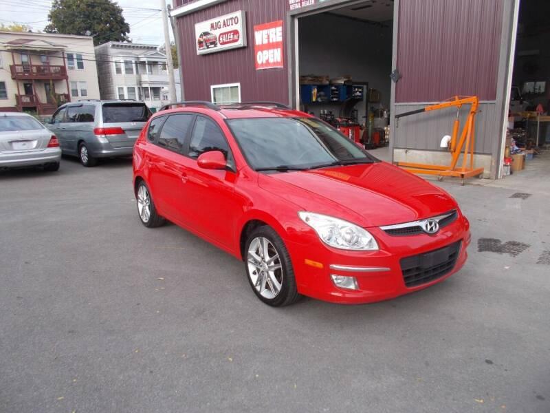 2010 Hyundai Elantra Touring for sale at Mig Auto Sales Inc in Albany NY