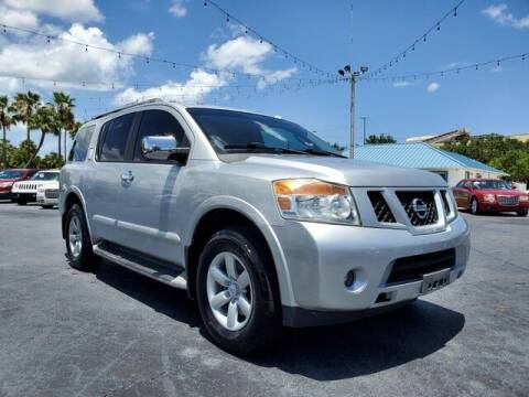2012 Nissan Armada for sale at Select Autos Inc in Fort Pierce FL