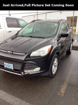 2016 Ford Escape for sale at Royal Moore Custom Finance in Hillsboro OR