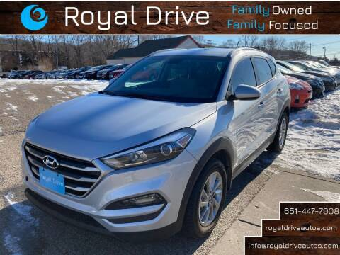2017 Hyundai Tucson for sale at Royal Drive in Newport MN