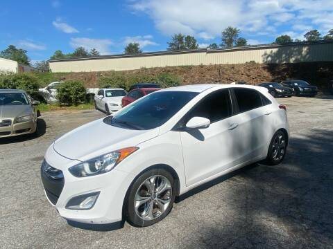 2014 Hyundai Elantra GT for sale at Car Online in Roswell GA