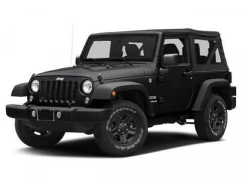 2017 Jeep Wrangler for sale at Van Griffith Kia Granbury in Granbury TX